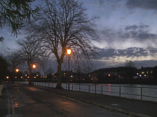 Iverness on River Ness photo by Sue-Ellen Welfonder