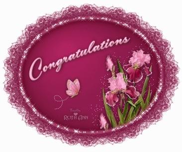 congrats flower