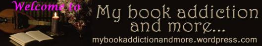 My Book Addiction---welcome